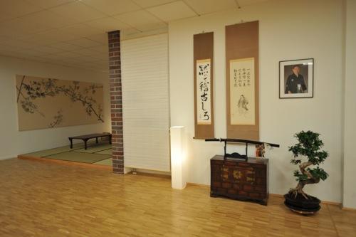 Tenshinkai - Iaido und Kenutsu Dojo in Köln