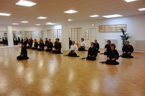 Kenjutsu Köln - Mugai Ryu Iaido
