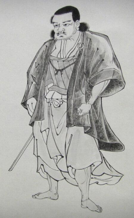 Tsuji Gettan Sukeshige - Mugai Ryu Ryuso