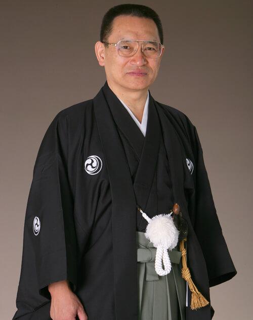 Niina Toyoaki Soke - Mugai Ryu Meishi Ha Soke