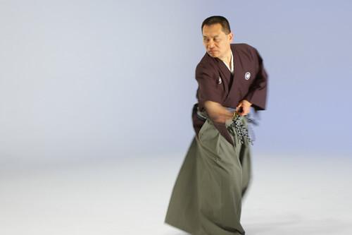 Mugai Ryu Iaido & Kenjutsu - Niina Toyoaki Gosoke