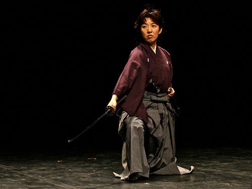 Mugai Ryu Iaido - Hoshina Sensei