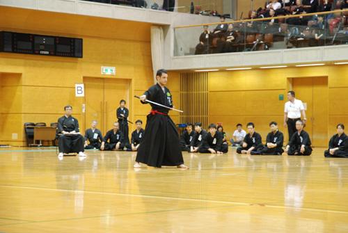Luciano Gabriel Morgenstern - Tokyo Mugai Ryu Taikai 2009