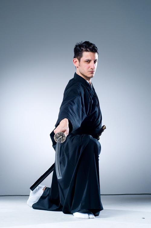 Mugai Ryu Kata - Youchuin