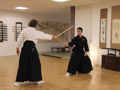 Stockkampf - Tosei Ryu