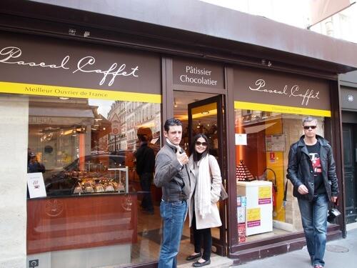 Paris Ausflug