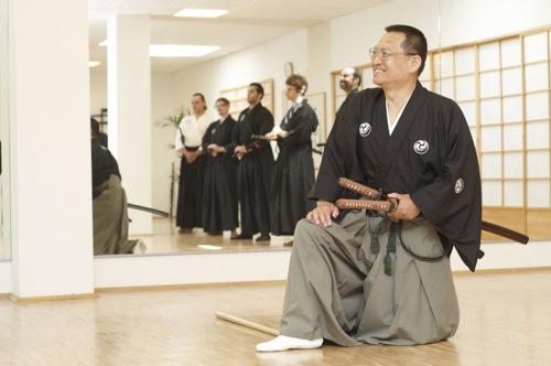 Mugai Ryu Iaido & Kenjutsu Seminar mit Niina Gyokudo Gosoke