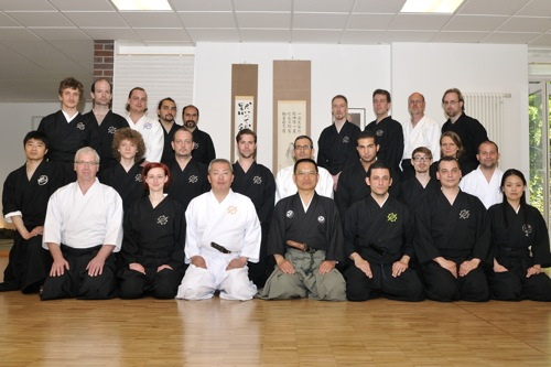 Aikido Köln - Kenjutsu Iaido Mugai Ryu Keizankai