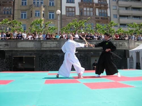 Samurai Kenjutsu Kendo Köln - Japan Tag Düsseldorf