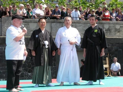 Kendo Köln - Japantag 2010