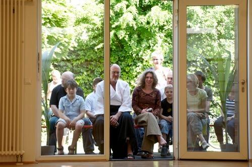 Tag der offenen Tür im Keizankai Dojo Köln
