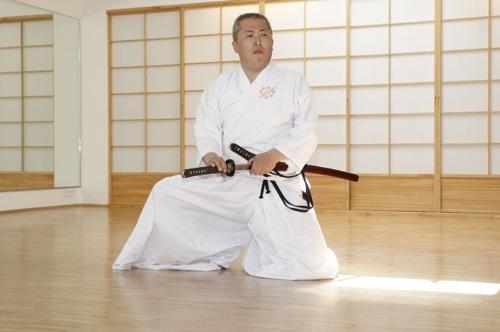 Mugai Ryu Kata