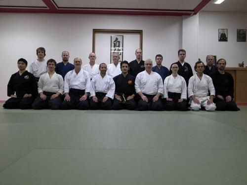 Mugai Ryu Seminar Groningen SJOK