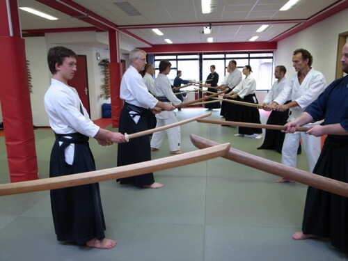 Kenjutsu Holland Groningen Mugai Ryu