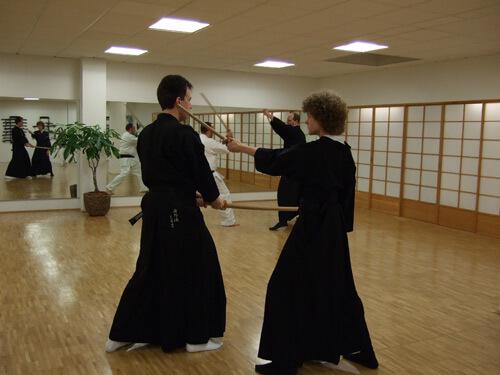 Gyokushin Shinto Ryu Kenjutsu Kumitachi