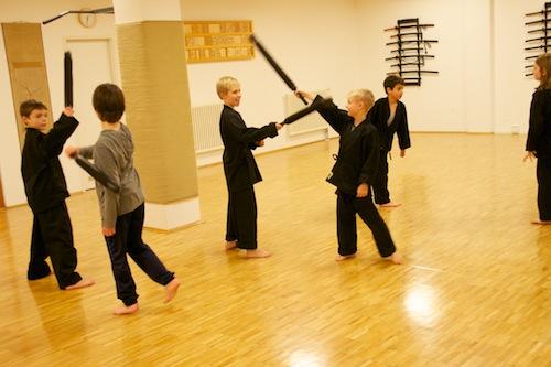 Kampfkunst Kindertraining Köln