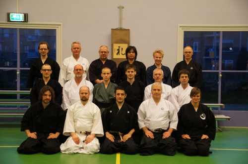 Iaido Kenjutsu Amsterdam - Kochokai Dojo