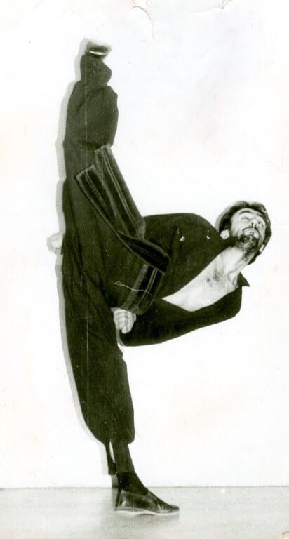 Master Sarafnia Kung Fu Toa Köln