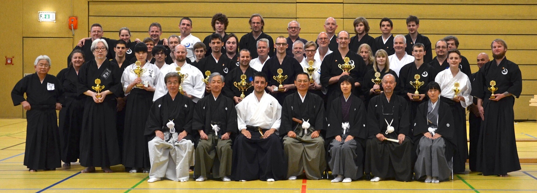 Mugai Ryu Taikai