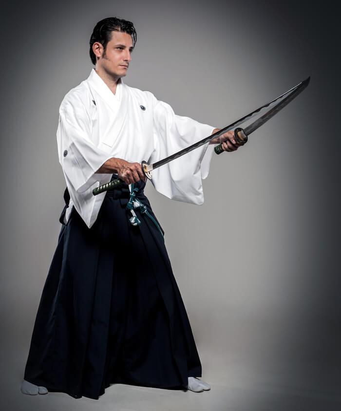 Genko Nito RyuNito Ryu Kenjutsu - Kampfkunstschule in Hamburg