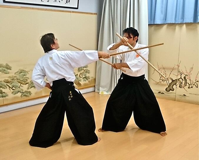 Tosei Ryu Nito Ryu