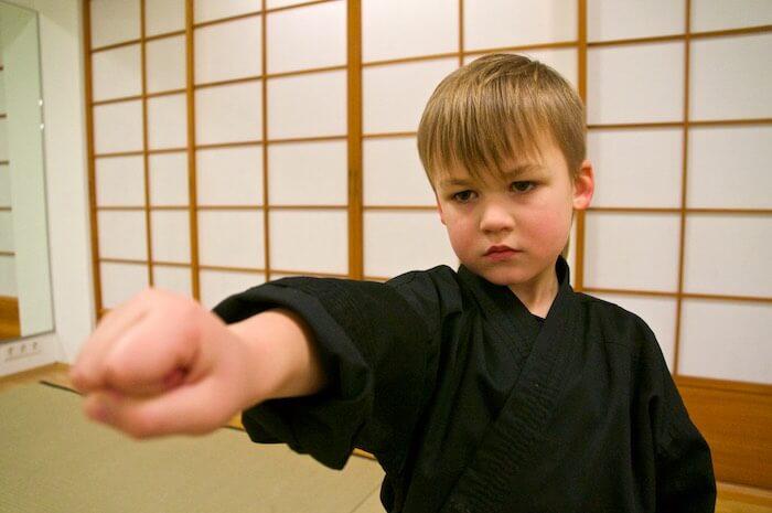 Kung Fu für Kinder in Köln